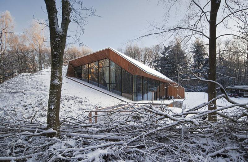 Dutch Mountain underground house 2