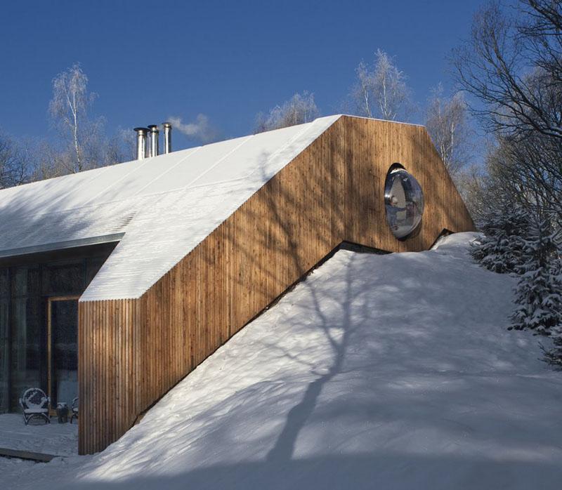 Dutch Mountain underground house 4