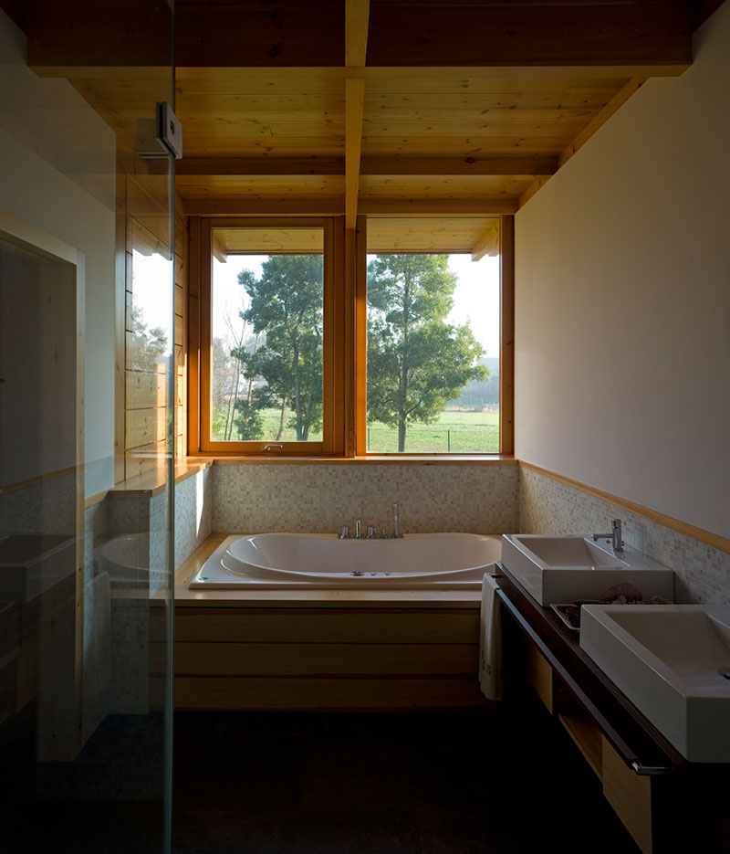 The Madalena House bathroom