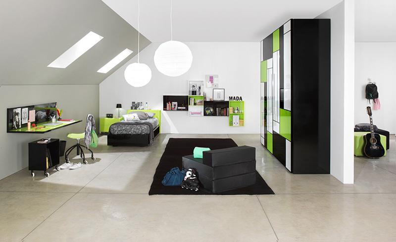 Kubika children's bedroom series 4
