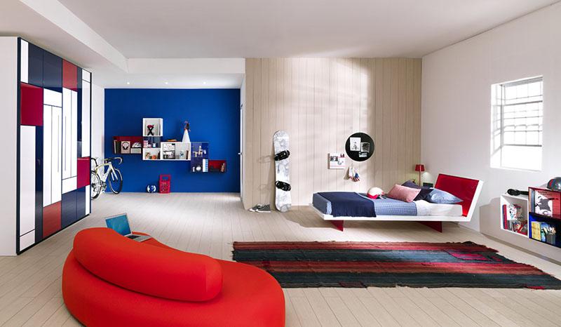 Kubika children's bedroom series 6