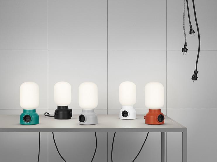 Plug Lamp 2