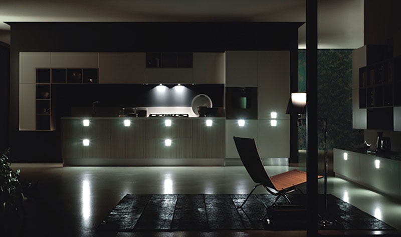 Quadra Kitchen
