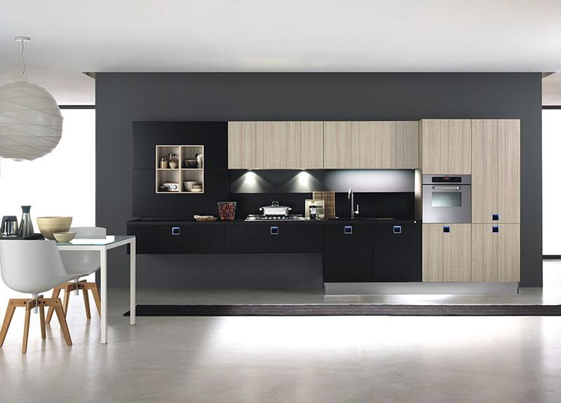 Quadra Kitchen design