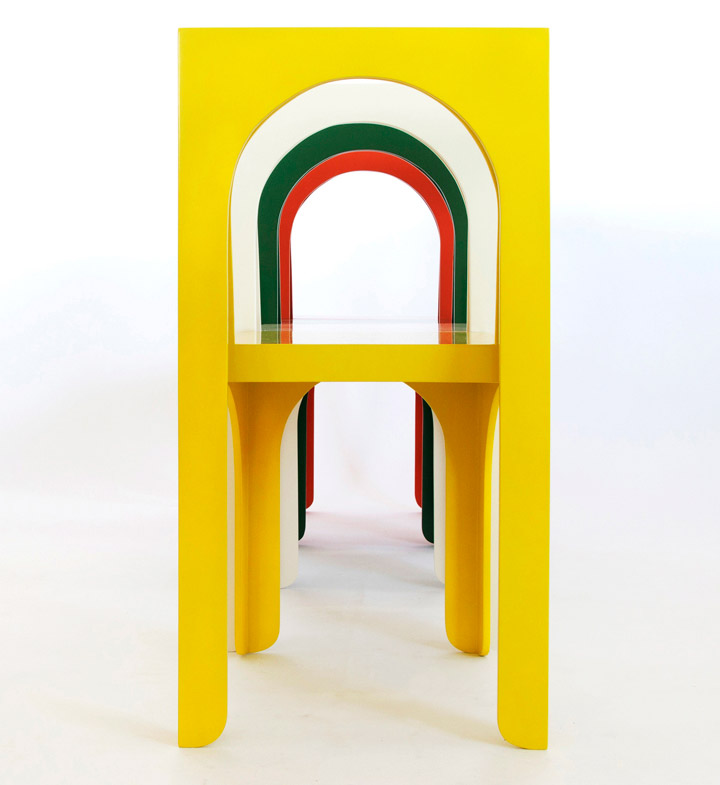 Claudio Chair by Arquitectura-G 1