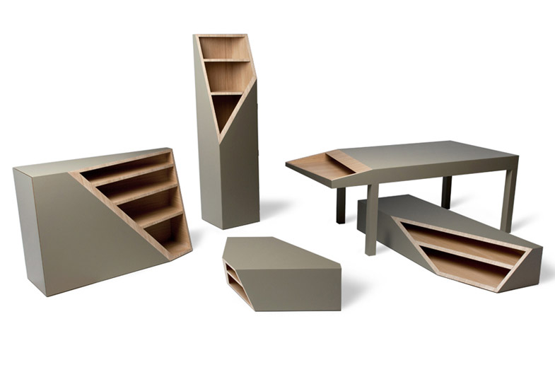 CUTLINE Furniture Collection 1