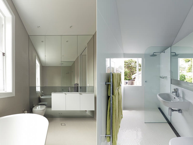 Elliott Ripper House Bathroom Design