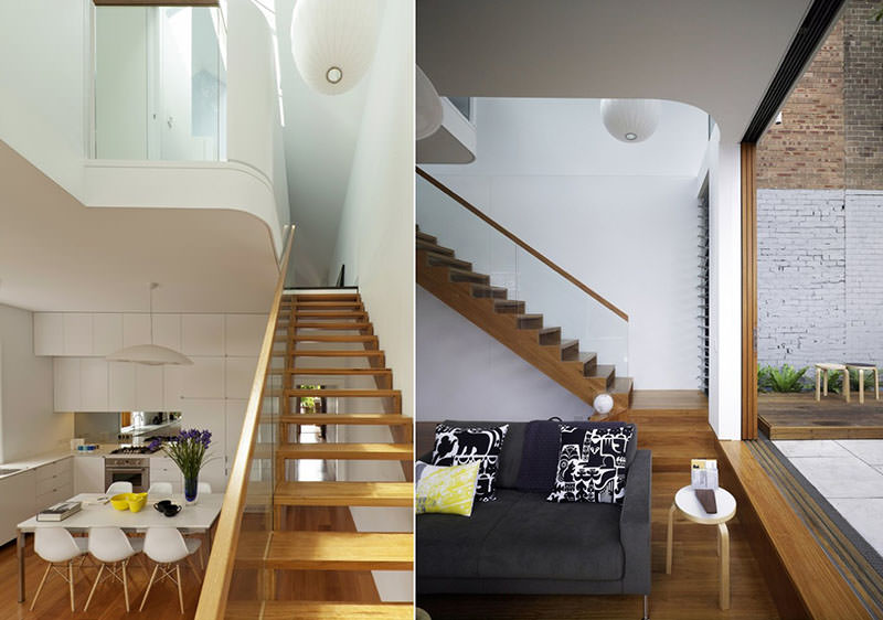 Elliott Ripper House Staircase Design