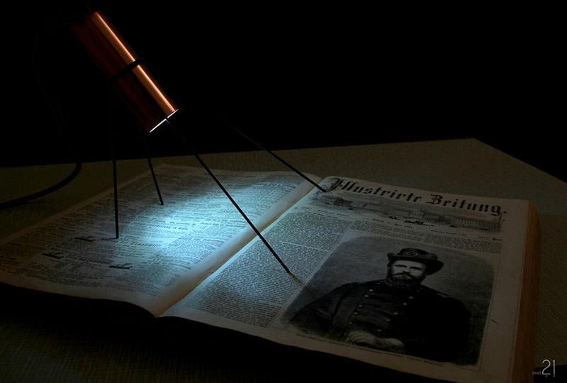 Interioricity Reading Lamp