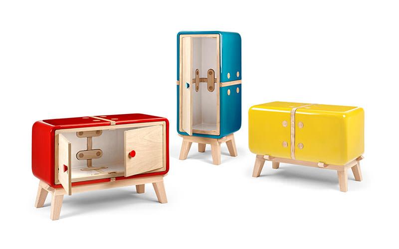 Keramos Ceramic and Wood Cabinets