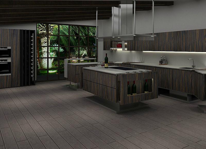 Liu Modern Kitchen Design