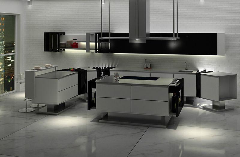Liu Italian Kitchen Design