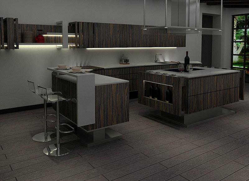 Italian Kitchen Liu