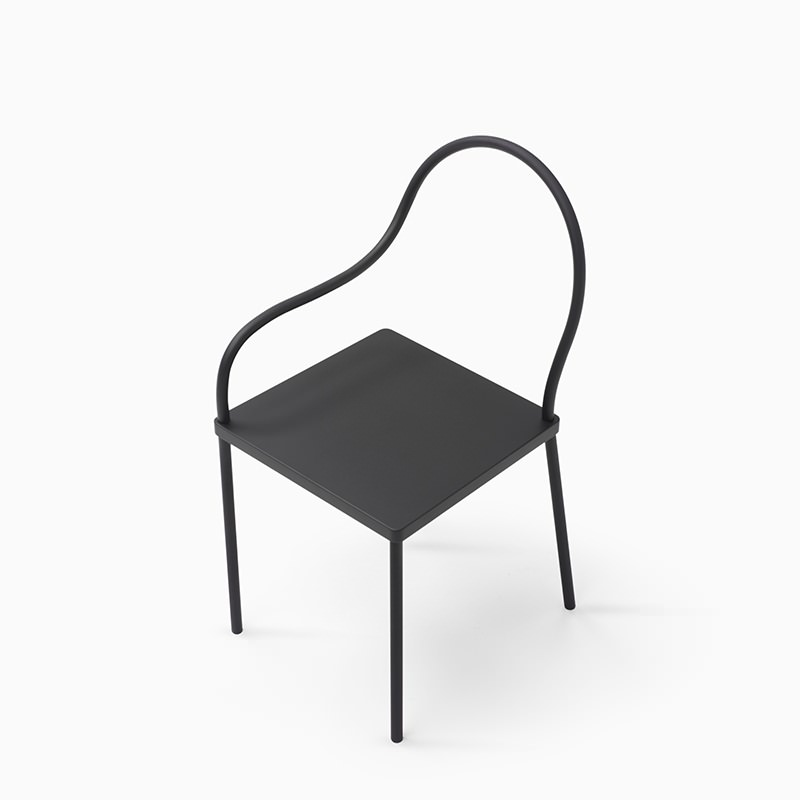 Melt Chair by Nendo