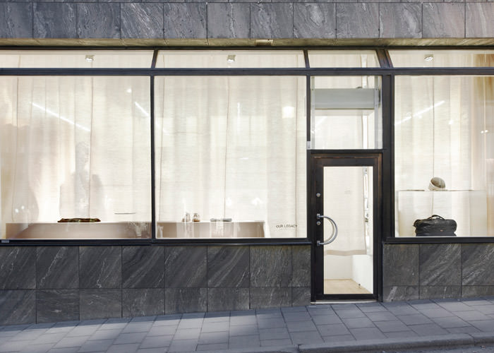 Our Legacy Flagship Store in Stockholm