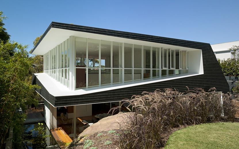 Skirt + Rock Extension House