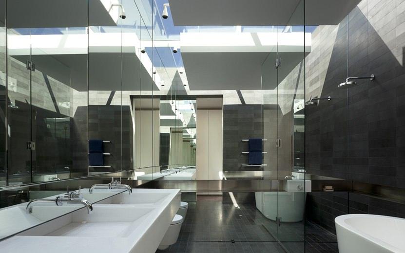 Skirt + Rock Extension House Bathroom