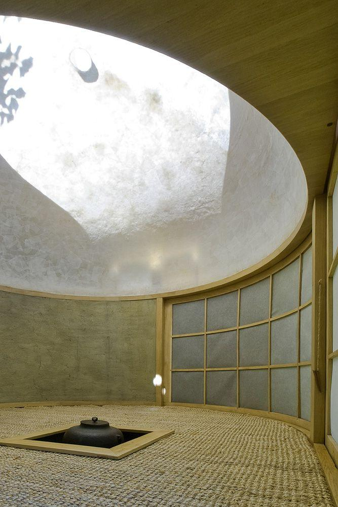 Teahouse interiors