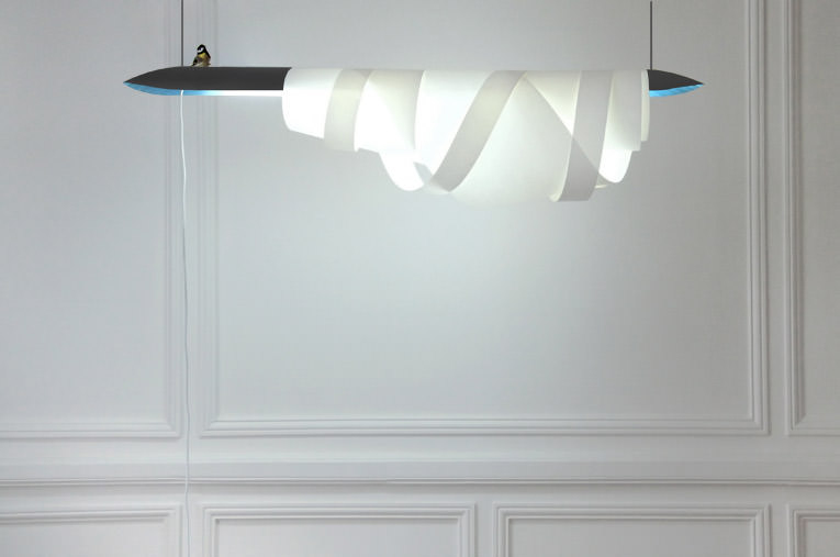 Angelin Lamp by Constance Guisset
