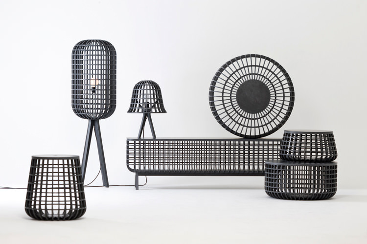 Dami Furniture series by Seung Yong Song