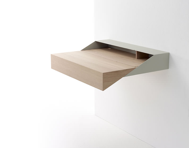 Deskbox small table/cabinet
