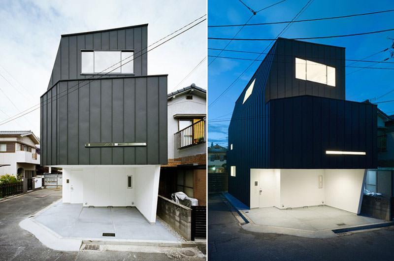 Hi House by Yosuke Ichii