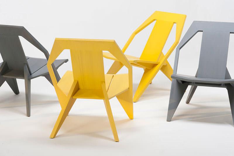 MEDICI Chair at Milan Furniture Fair 2012