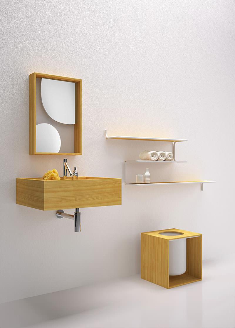 The Nendo Collection by Nendo for Bisazza Bagno