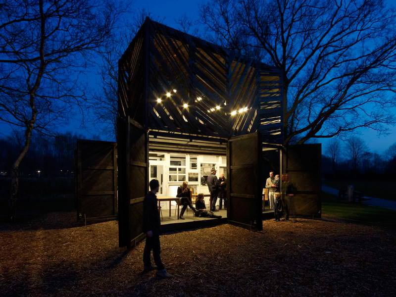Noorderparkbar by Bureau SLA and Overtreders W