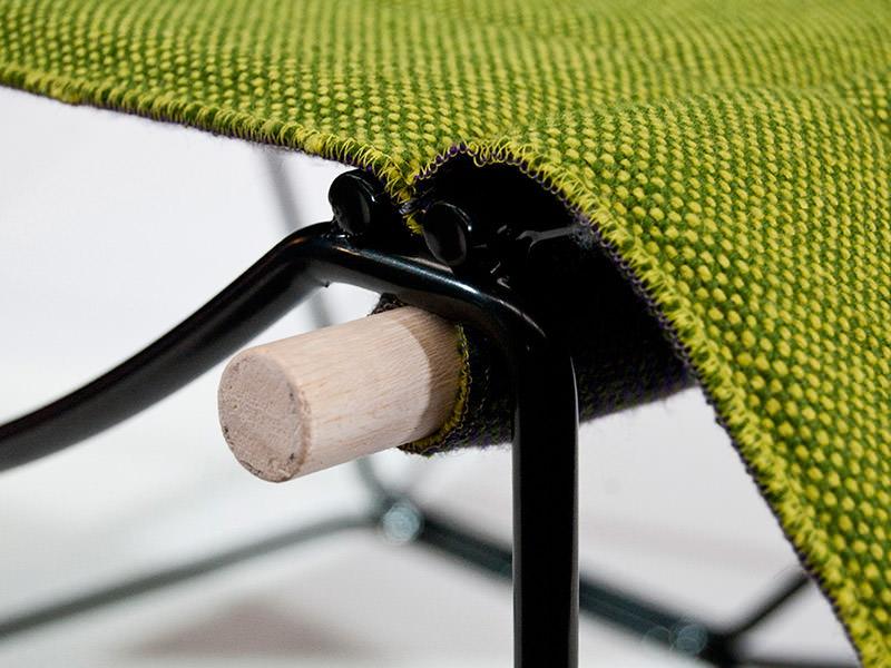 Promenade Chair by 4P1B Design Studio