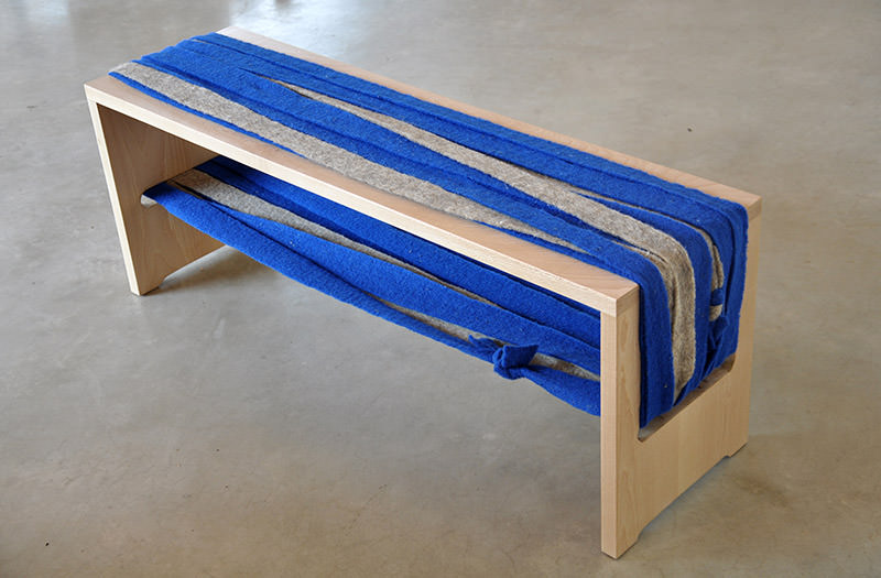 Serie FW Bench by Tommaso Bistacchi and Giovanni Pappalardo