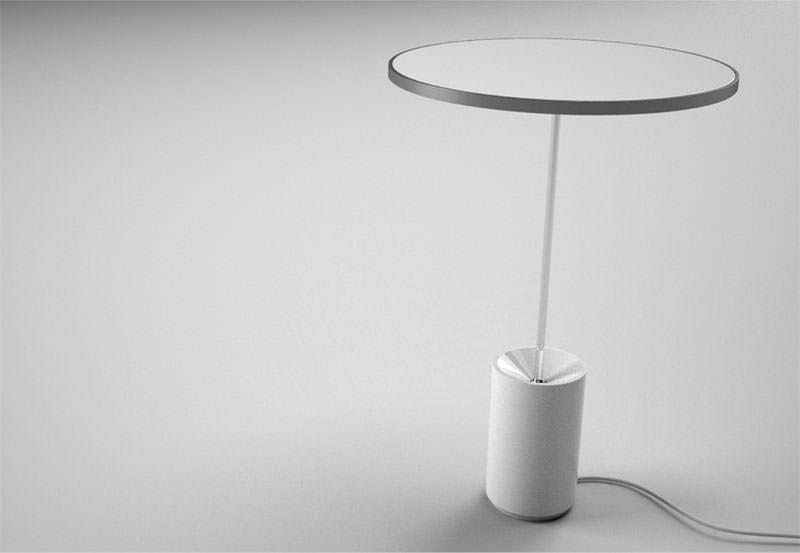 Sisifo Task Lamp by Scott Wilson