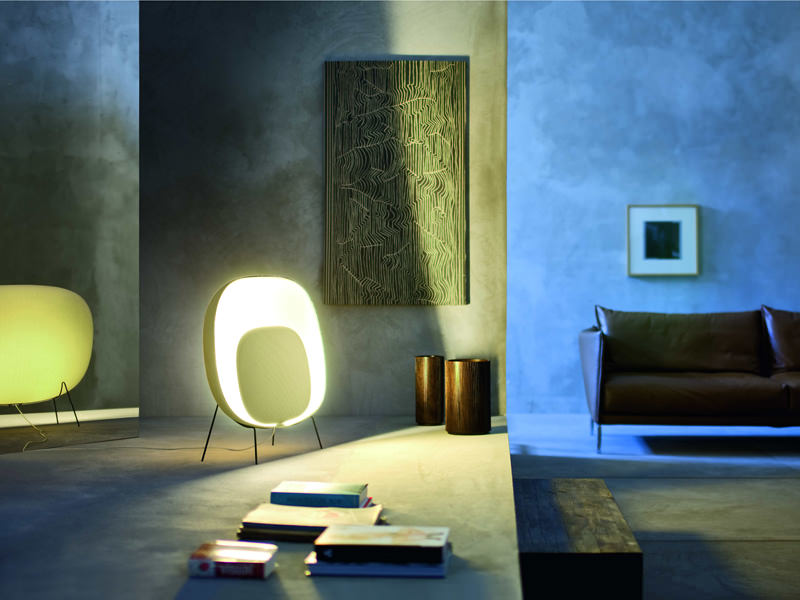 Stewie Floor Lamp by Luca Nichetto