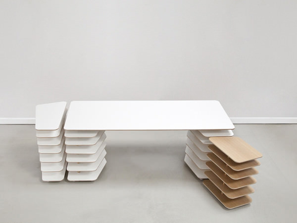 Strates System by Mathieu Lehanneur for Objekten