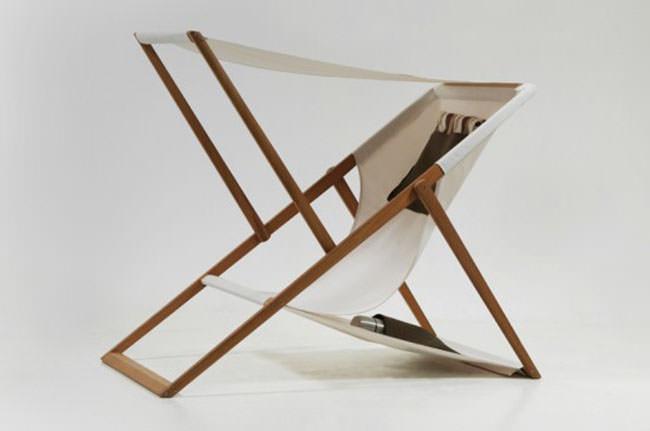 XZ Beach Chair by Numen