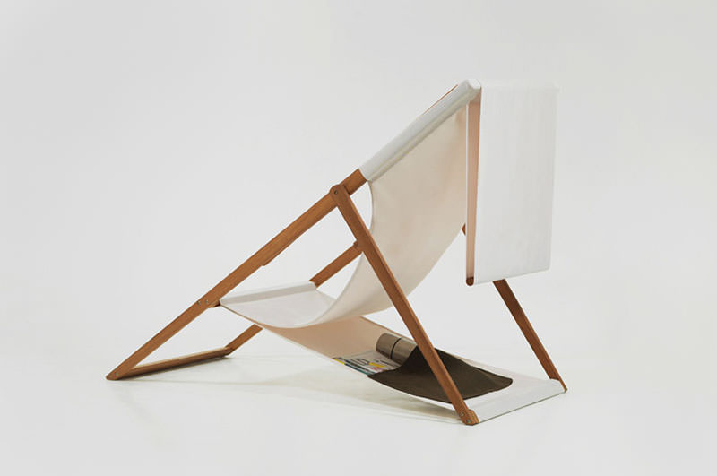 XZ Deck Chair by Numen