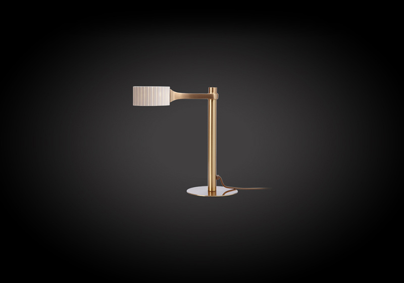 Brahma Table Lampby Jordi Blasi for Pedret