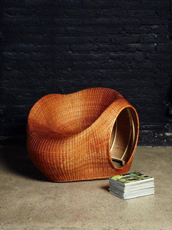 Amalia Chair by Christopher Macaluso and Camila De Gregorio