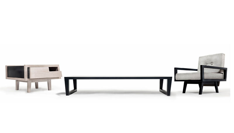 Coffee Table by Daniel Pearlman