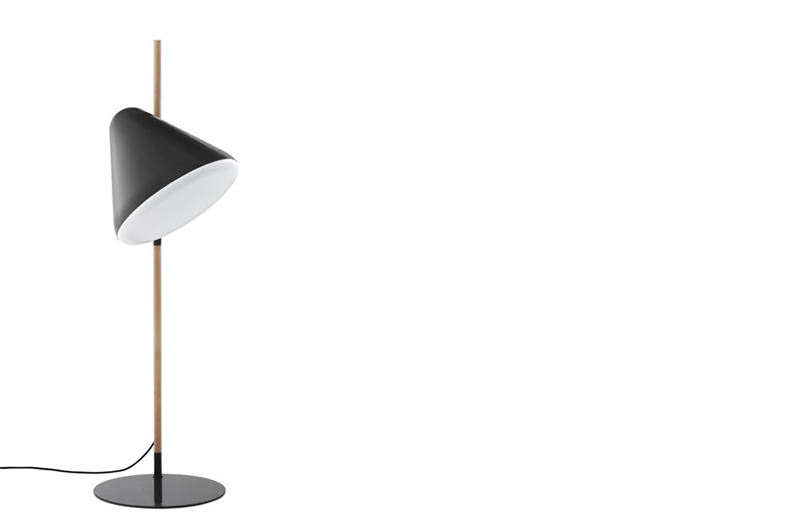 Hello Floor Lamp by Jonas Wagell