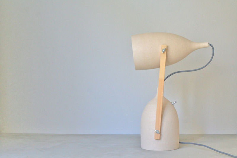 Nordic Table Lamp by Federica Bubani