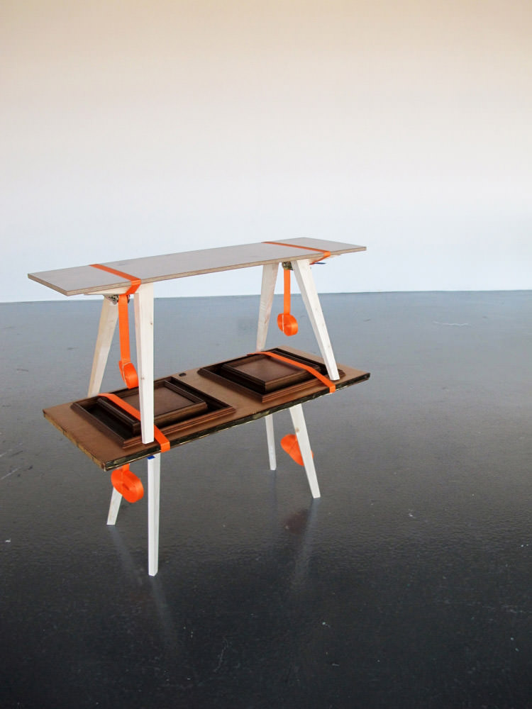 Movable Presence Table by Naty Moskovich