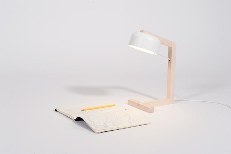 Snövsen Desk Lamp by MadeByWho