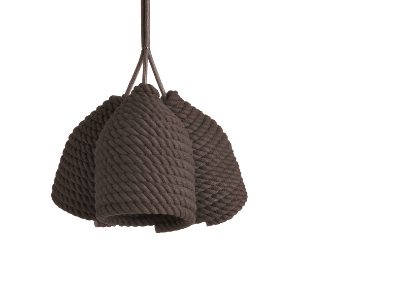Acorn Rope Lighting Collection by Vasiliy Butenko