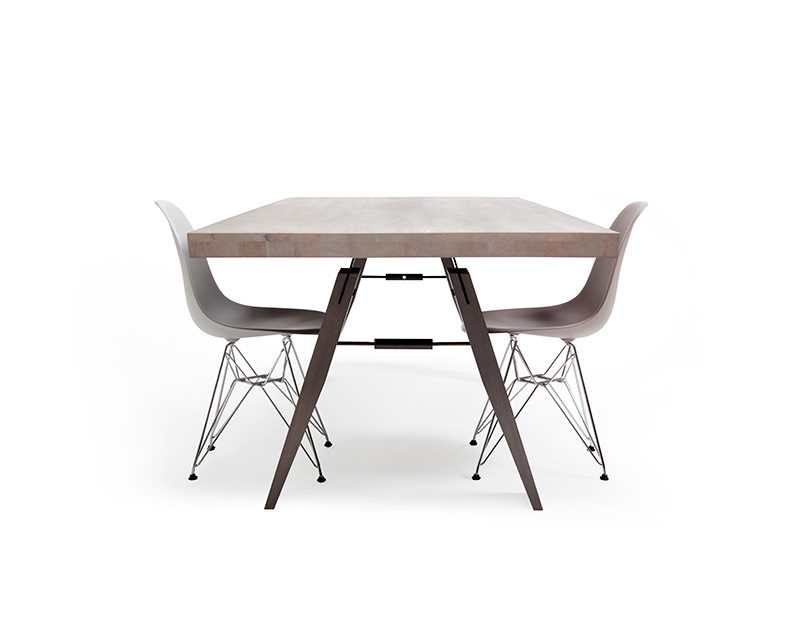 Branch Dining Table  by Marc Th. van der Voorn
