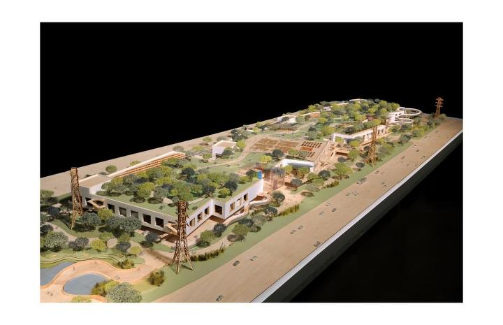 Facebook appoints Frank Gehry to design Menlo Park Expansion
