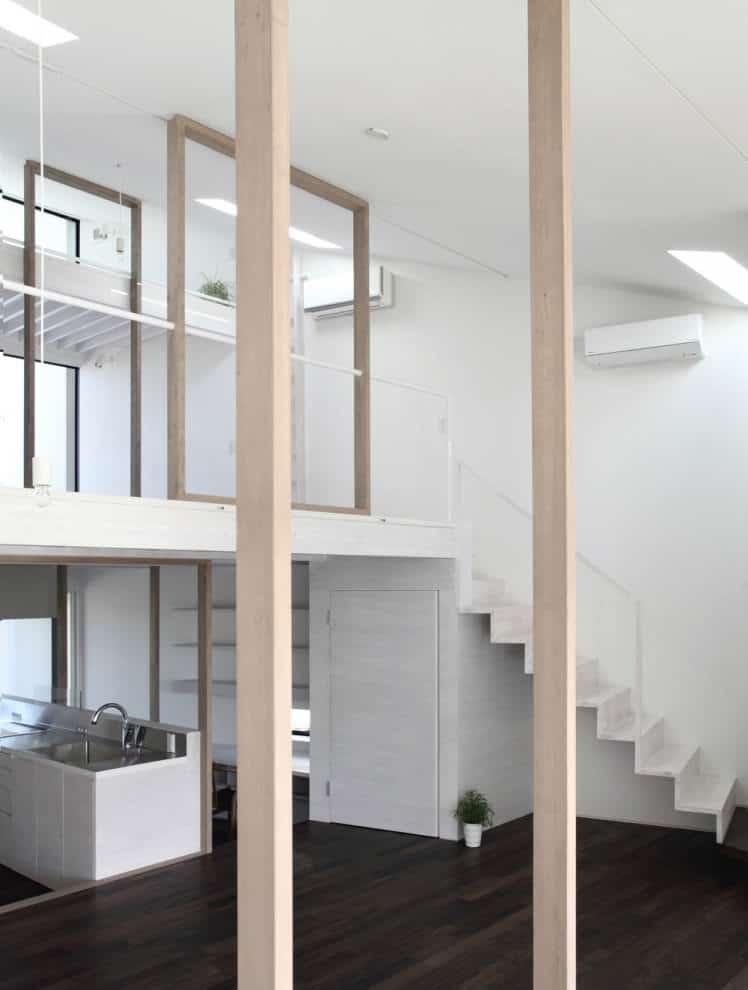 Unou Residence by Katsutoshi Sasaki + Associates