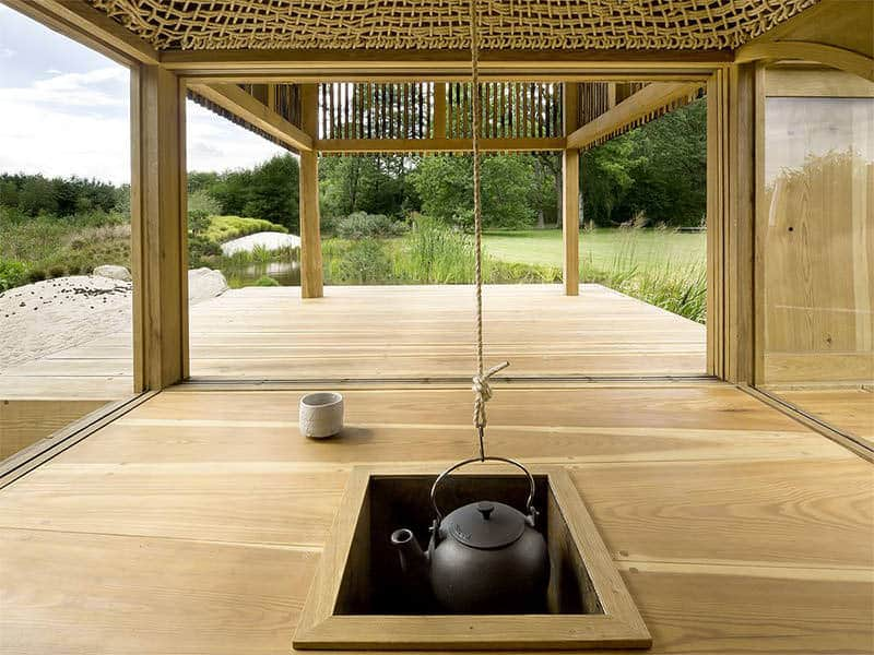 The Black Teahouse by A1 Architects