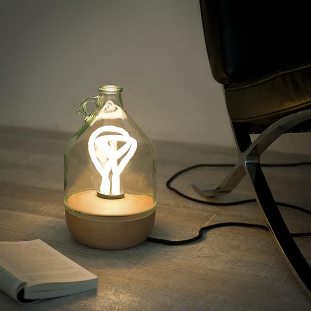 Dama Table Lamp by Tom Allen