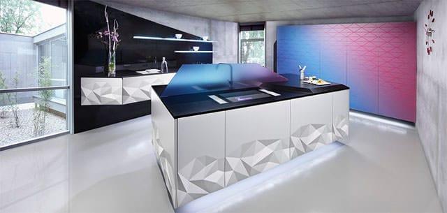 Artica Kitchen by Estudiosat for Delta Cocinas